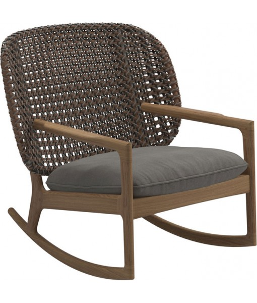 KAY Low Back Rocking Chair
