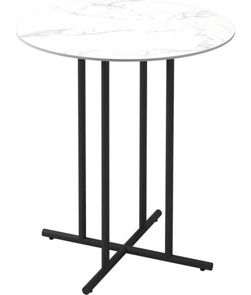 WHIRL Round Bar Table