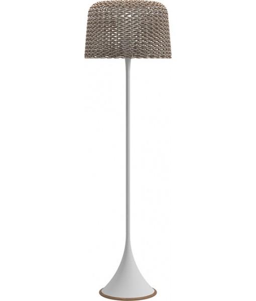 AMBIENT Mesh Tall Lantern (White / ...