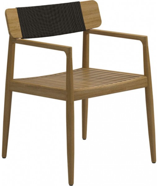 ARCHI Dining Chair With Arms