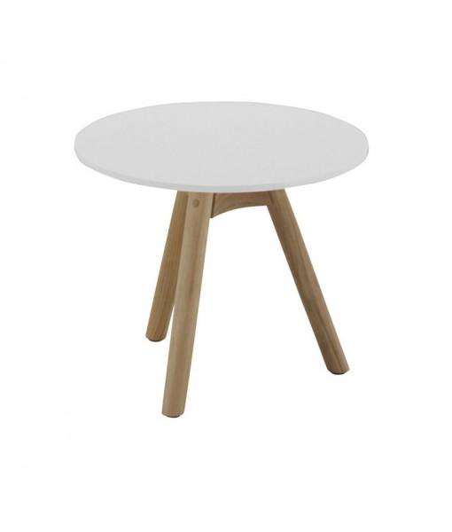 DANSK Side Table Acrylic Stone