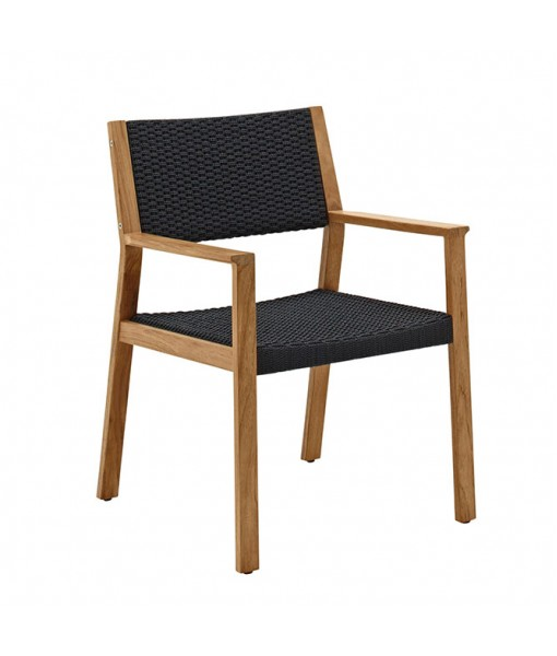 MAZE Dining Chair With Arms