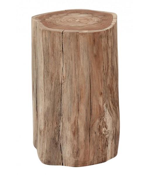 RAW Log Side Table