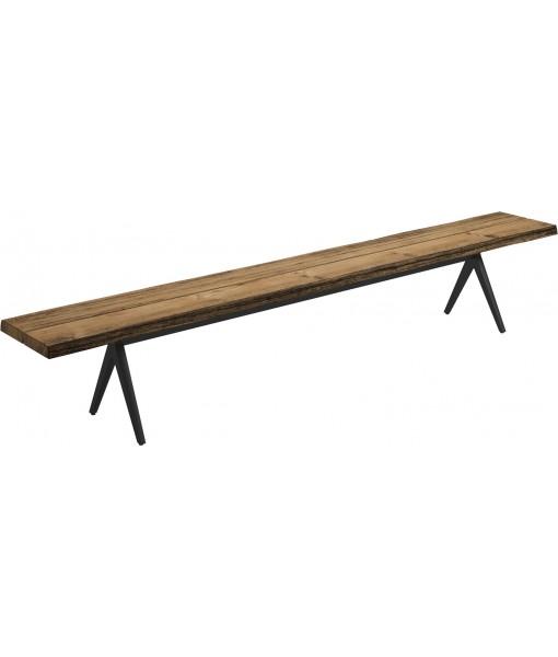 RAW Split Dining Bench