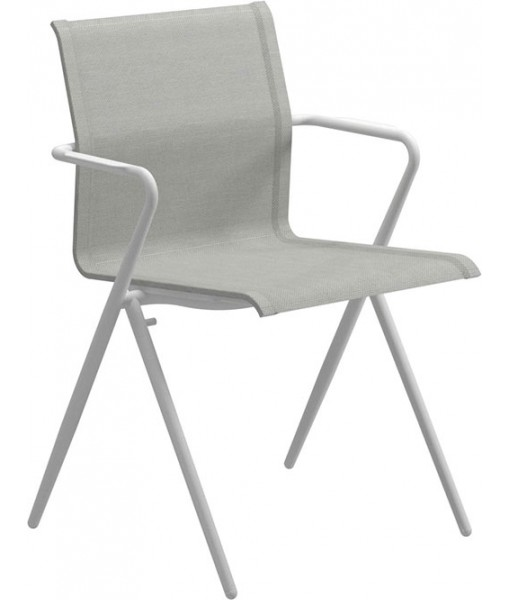 RYDER Stacking Chair with Arms