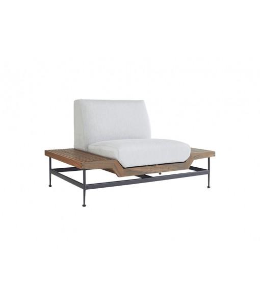 JETT Lounge Chair w/ Ipe Tops