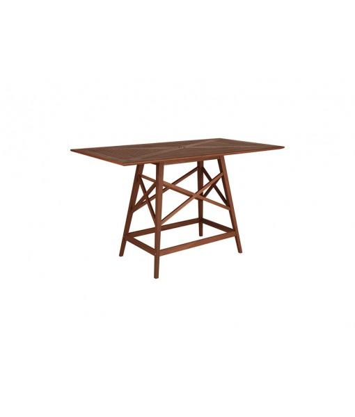 OPAL 71″ Rectangular Counter Height Dining ...