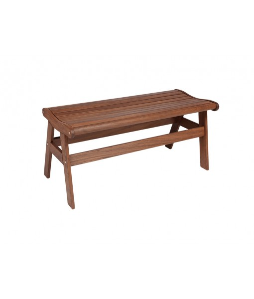 CLASSIC IPE Amber Backless Bench
