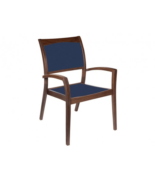 TOPAZ Stacking Sling Arm Chair | ...