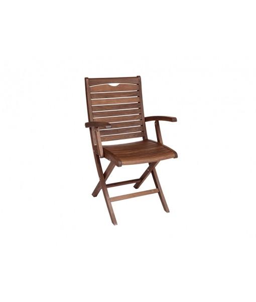 TOPAZ Folding Arm Chair