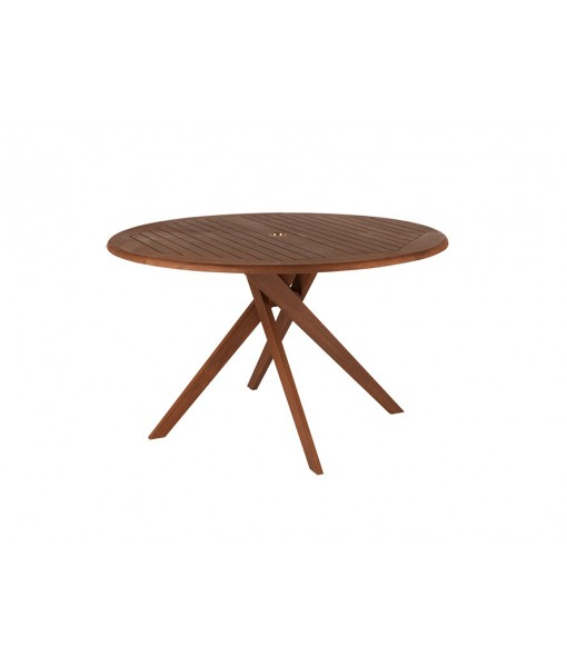 TOPAZ Round Dining Table 48″