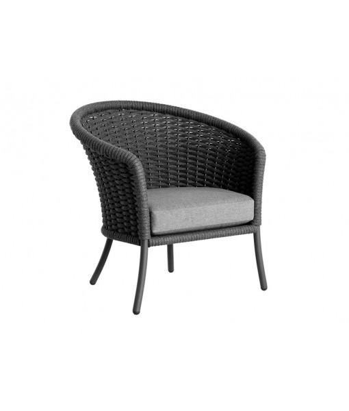 CORDIAL Lounge Chair Gray