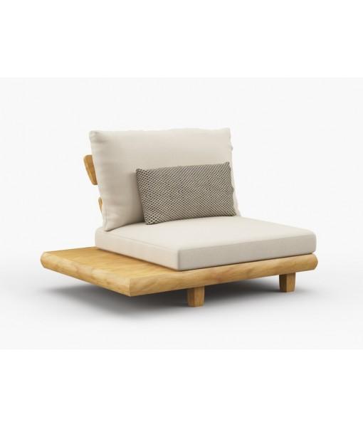 SORRENTO End/Table Seat