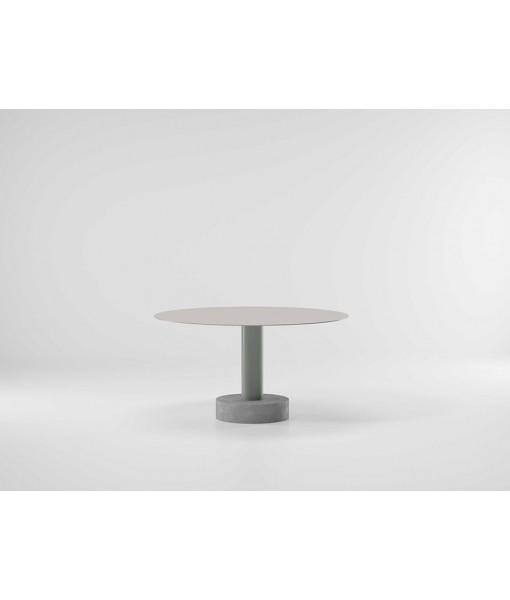 ROLL DINING TABLE Ø135