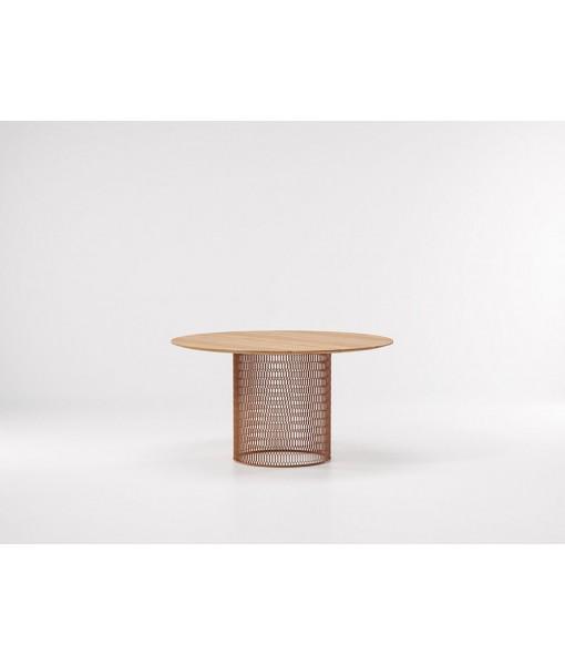 MESH DINING TABLE Ø135