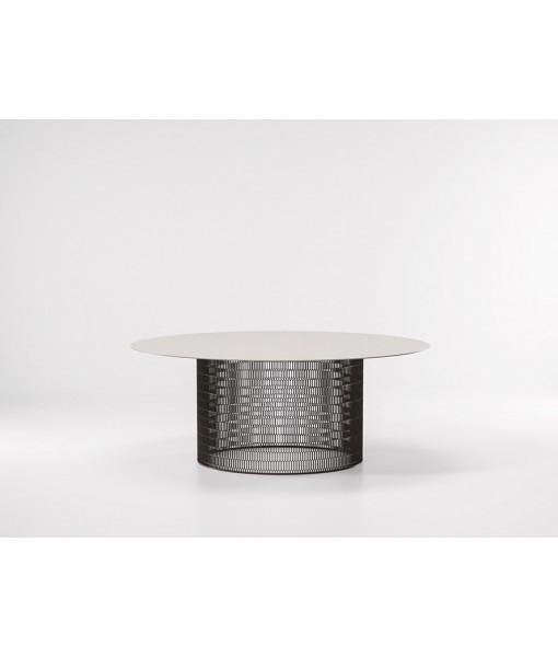 MESH DINING TABLE Ø180