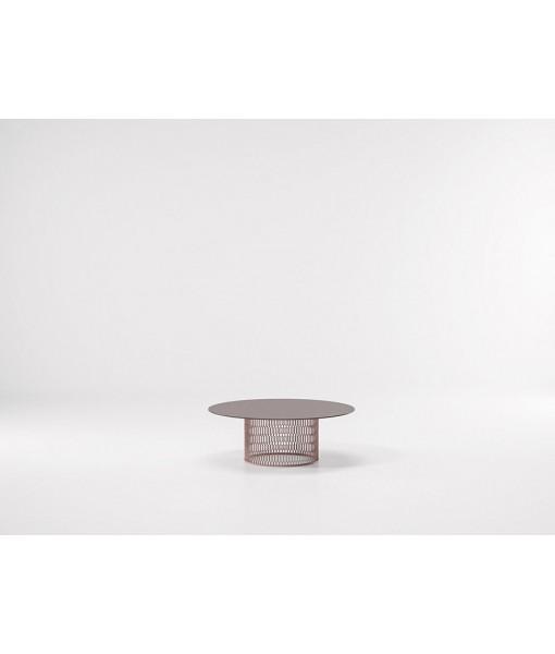 MESH SIDE TABLE TOP Ø90