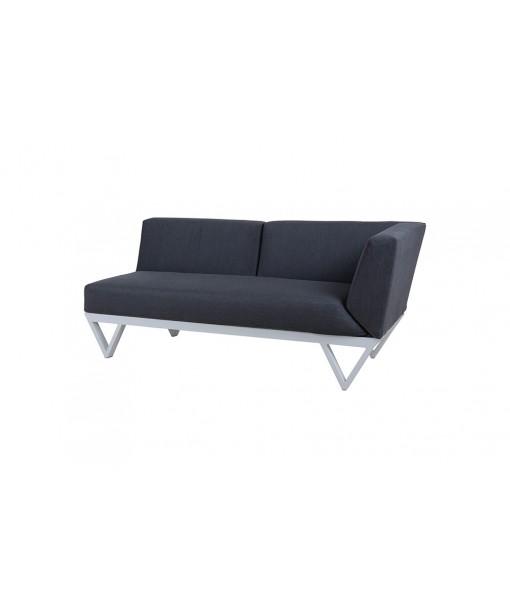 BONDI BELLE sofa 2-seater left hand ...
