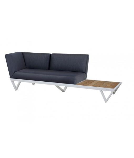 BONDI BELLE sofa 2-seater with table ...