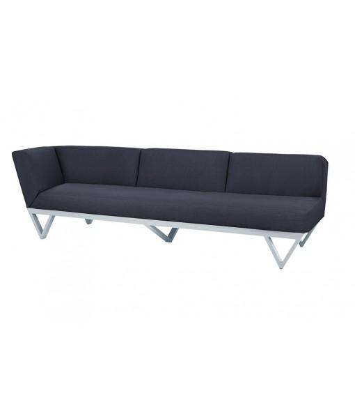 BONDI BELLE sofa 3-seater right hand ...