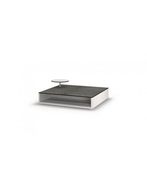 BOULEVARD Coffee Table with Accent Table