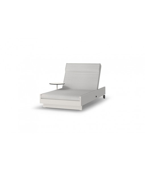 BOULEVARD Sunbed with Integrated Table