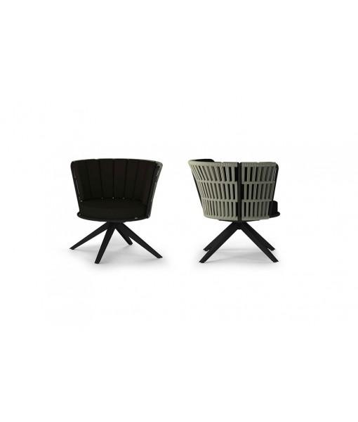 DAISY RAE Swivel Lounge Chair