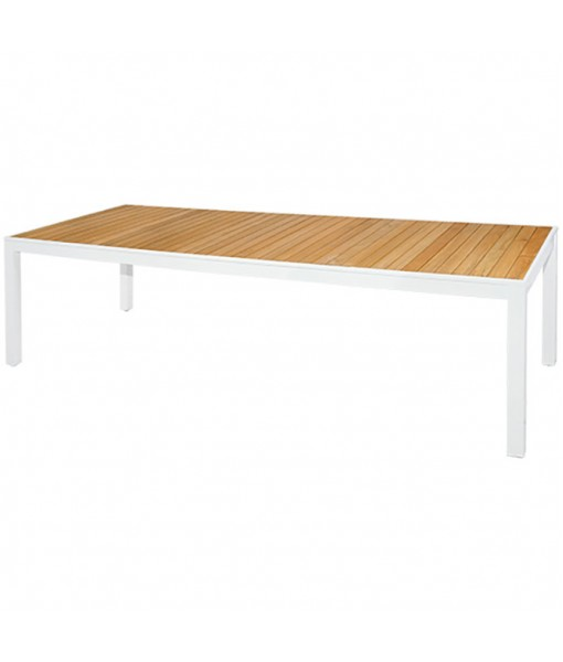 ALLUX dining table 270 (straight slats)