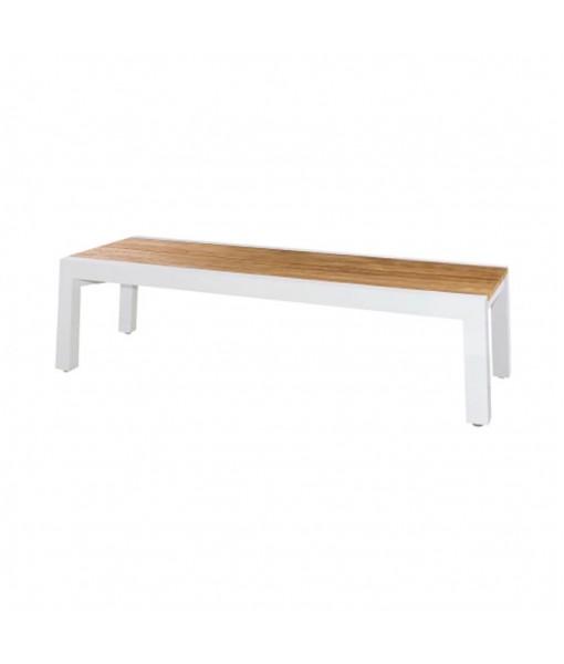 BAIA bench 145 (teak+aluminum)