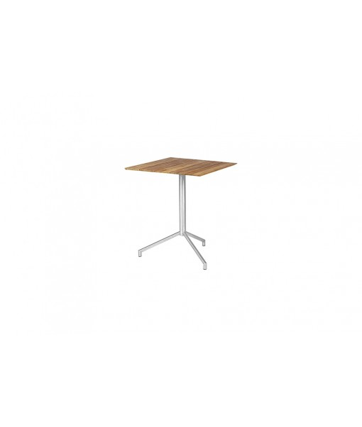 CAFFE square table 63 (flip-top/teak)