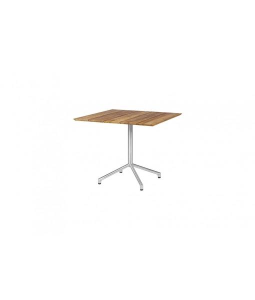 CAFFE square table 89 (teak)