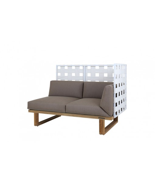 KYOTO sectional left hand 2-seater highback