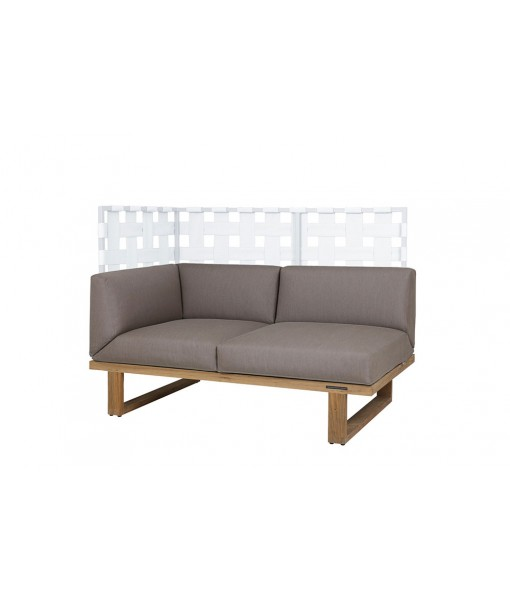 KYOTO sectional right hand 2-seater highback
