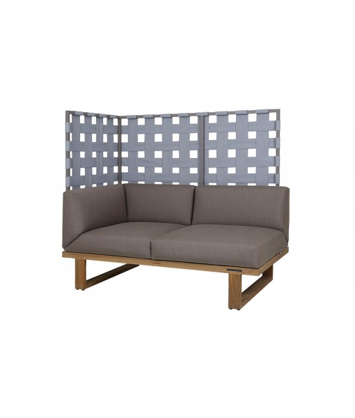 KYOTO sectional right hand 2-seater privacy