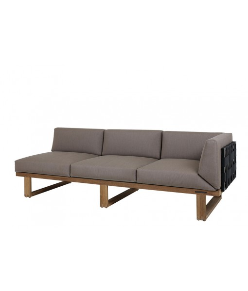 KYOTO sectional left hand 3-seater