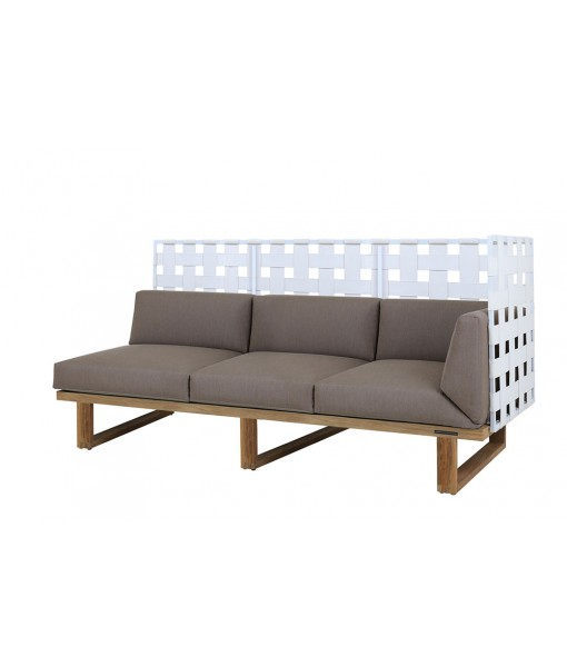 KYOTO sectional left hand 3-seater highback