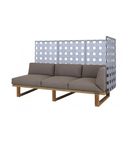 KYOTO sectional left hand 3-seater privacy