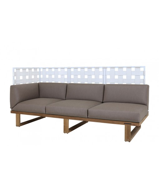KYOTO sectional right hand 3-seater highback
