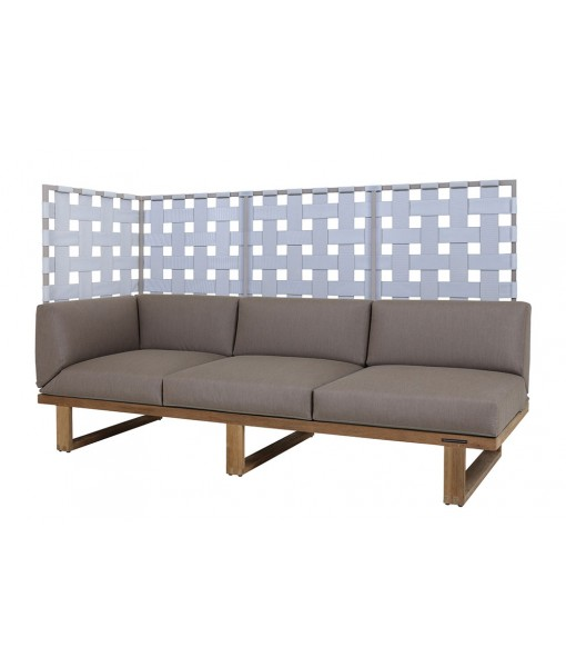 KYOTO sectional right hand 3-seater privacy
