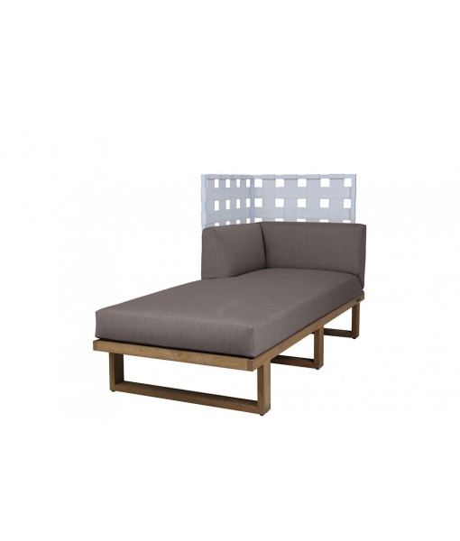 KYOTO sectional left hand chaise highback