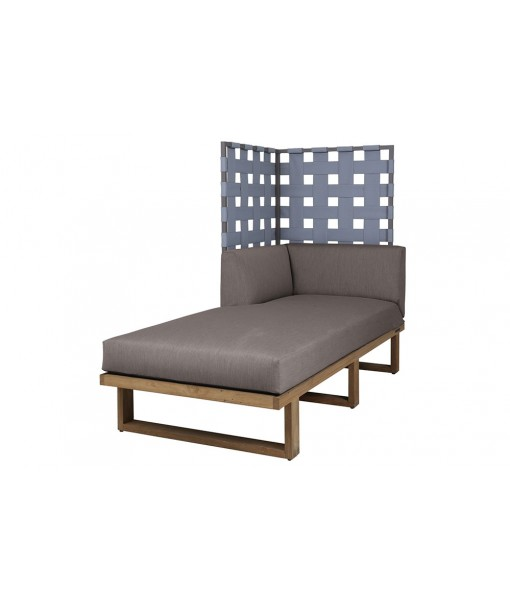 KYOTO sectional left hand chaise privacy