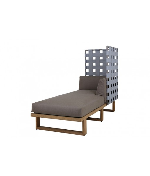 KYOTO sectional right hand chaise privacy