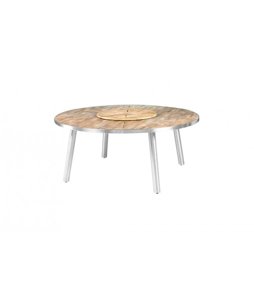 MEIKA round table 180 (teak)