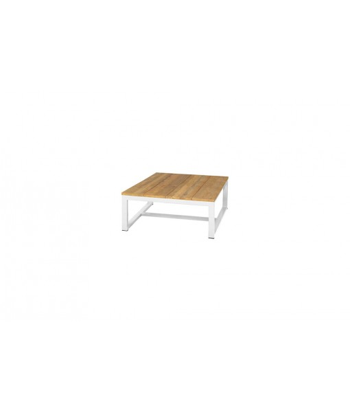 MONO square table (recycled teak)
