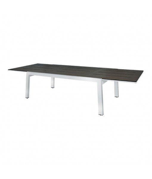 BAIA extension table 170 (HPL+stainless steel)