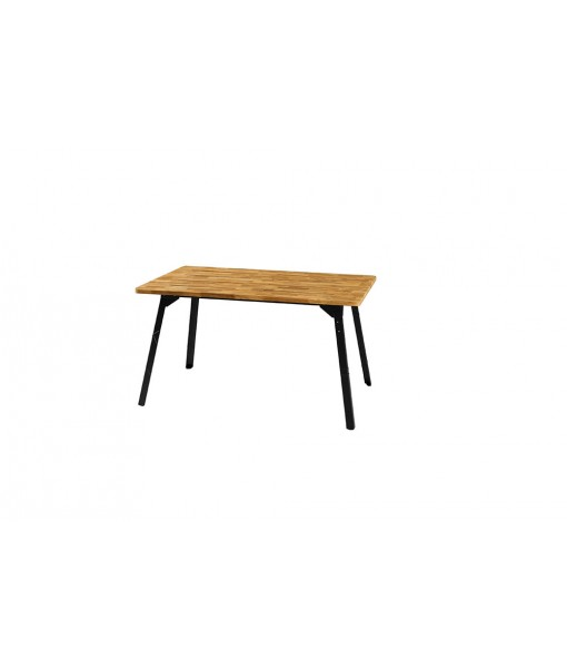 INDUSTRIAL picnic dining table 120