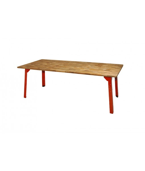 INDUSTRIAL picnic dining table 220