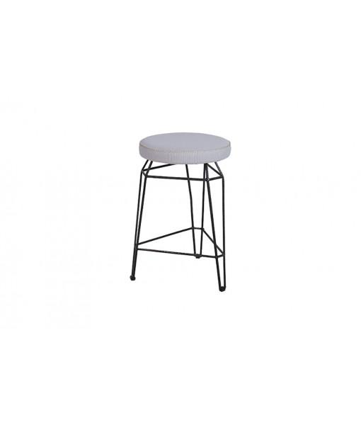 MATCH round counter stool (leisuretex)