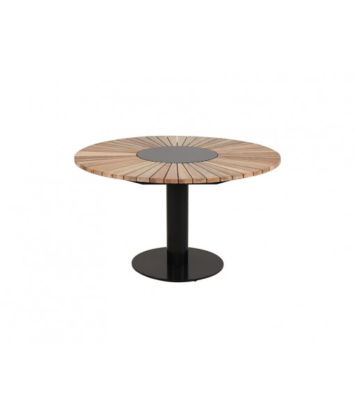 INDUSTRIAL BANQUETTE round table diameter 50″