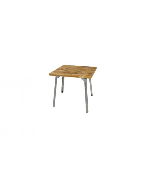INDUSTRIAL bistro table 80